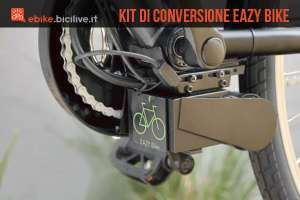 eazy bike kit di conversione ebike
