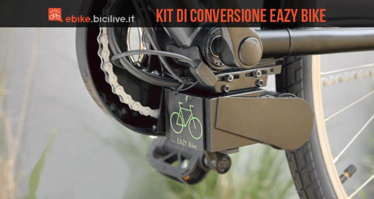 eazy bike kit di conversione ebike