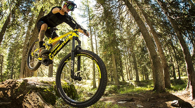 emtb full whistle dal catalogo ebike 2018