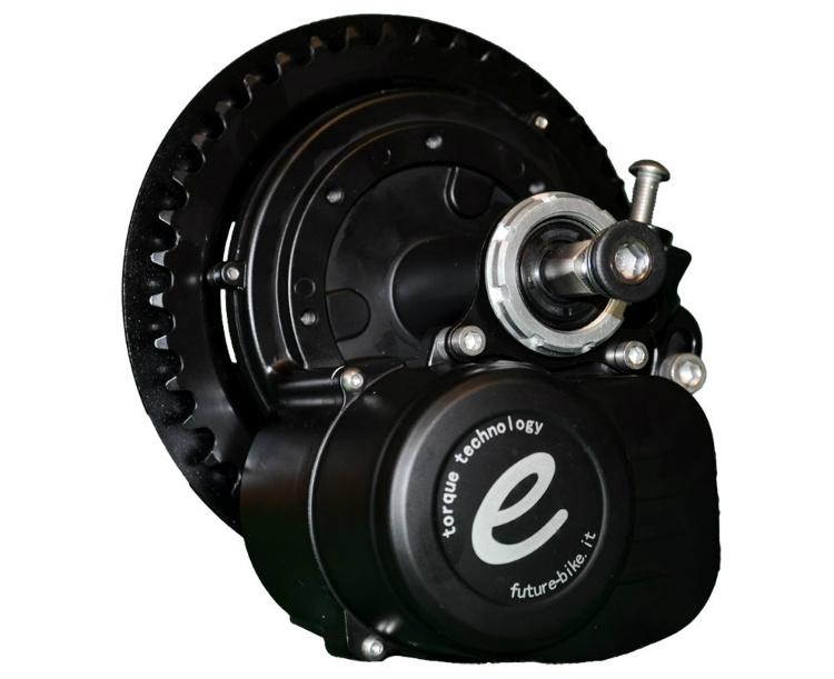 Motore centrale Active Torque