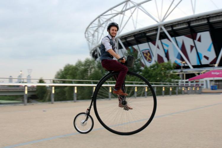 Swytch velocipede