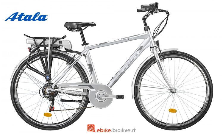 bici elettrica sotto i 1000 euro atala