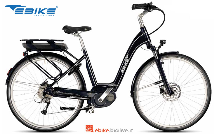 bicicletta economica Ebike Das original 2018