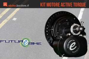 Kit conversione Future Bike Active Torque