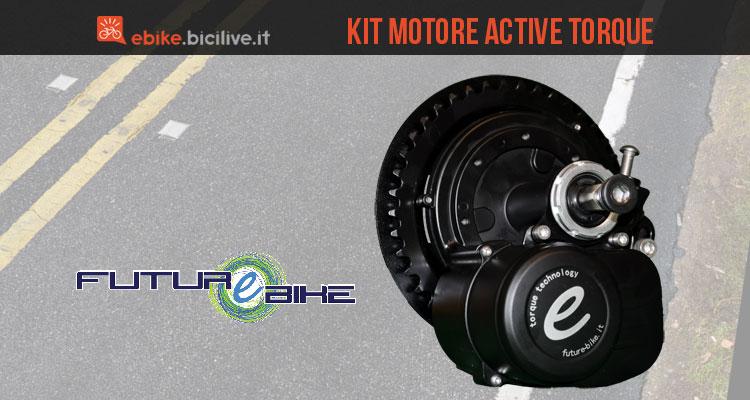 Kit conversione Future Bike Active Torque