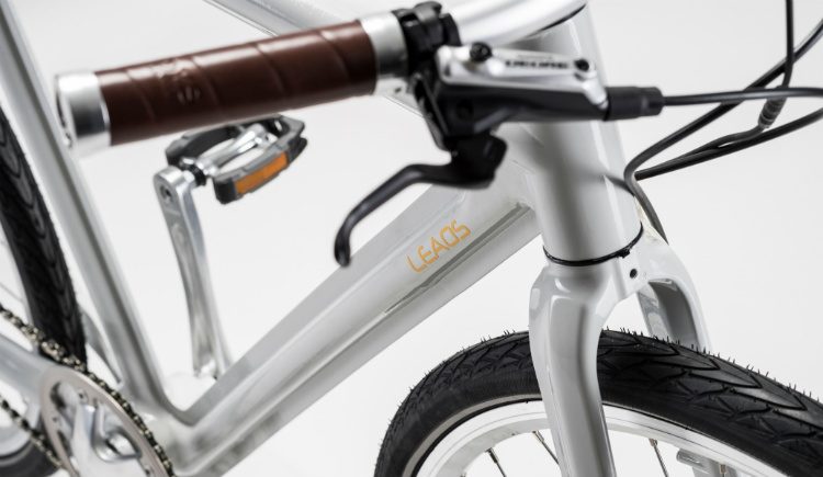 Leaos Pressed Bike