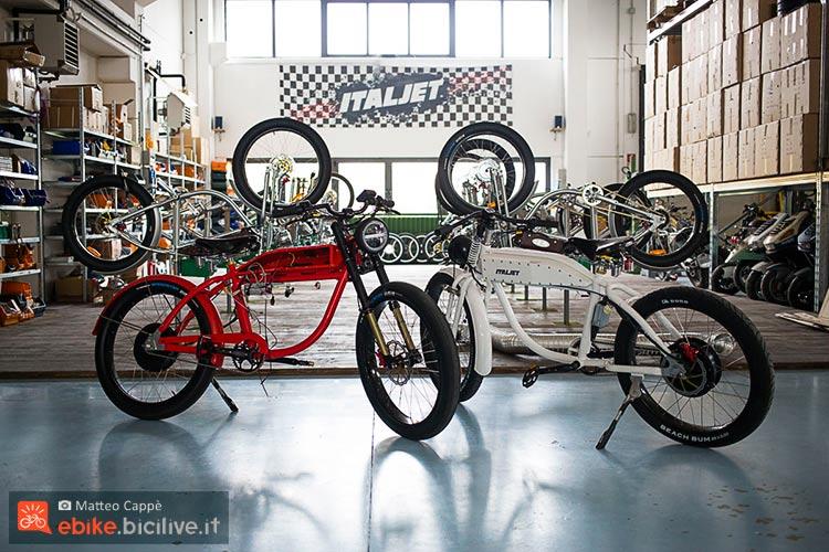 foto delle Motoleggera Italjet