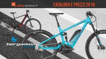 Bergamont ebike gamma 2018