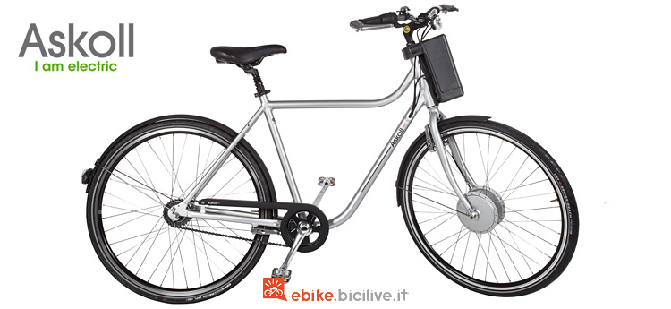 bici elettrica 2018 askoll eb2 plus