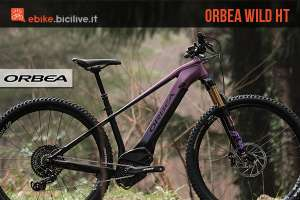 orbea wild ht mb elettrica 2018