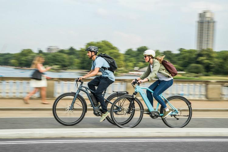 Bosch eBike Systems presente a VEnTO Bici Tour 2018