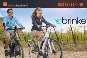 Bici elettriche Brinke