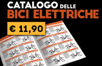 logo del catalogo delle bici elettriche