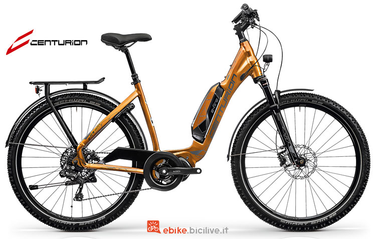 Una ebike Centurion ebike commuting E-Fire Country F3500 2018