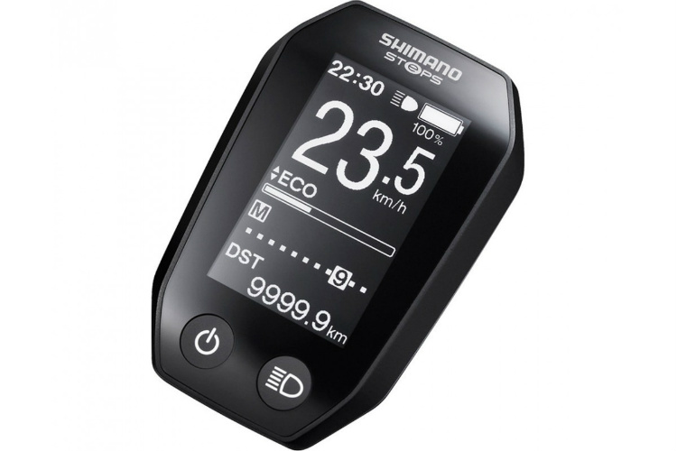 Display Shimano SC SC-E6010