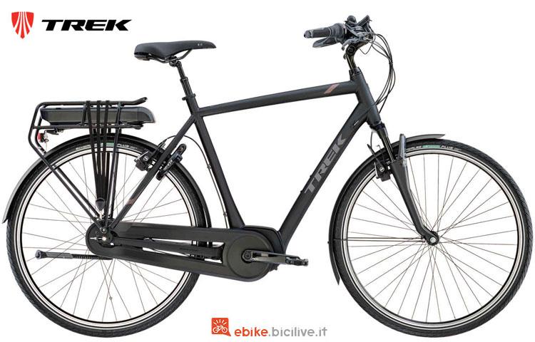 La bici elettrica TrekLM2+ 500