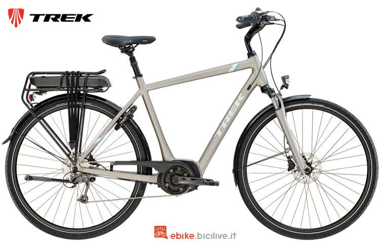 La bicicletta elettrica TrekTM1+ 500 Uomo