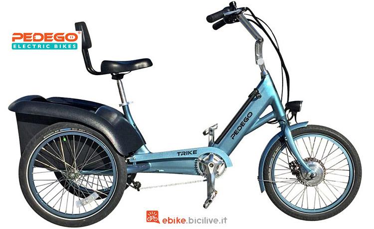 triciclo elettrico Pedego Trike 2018
