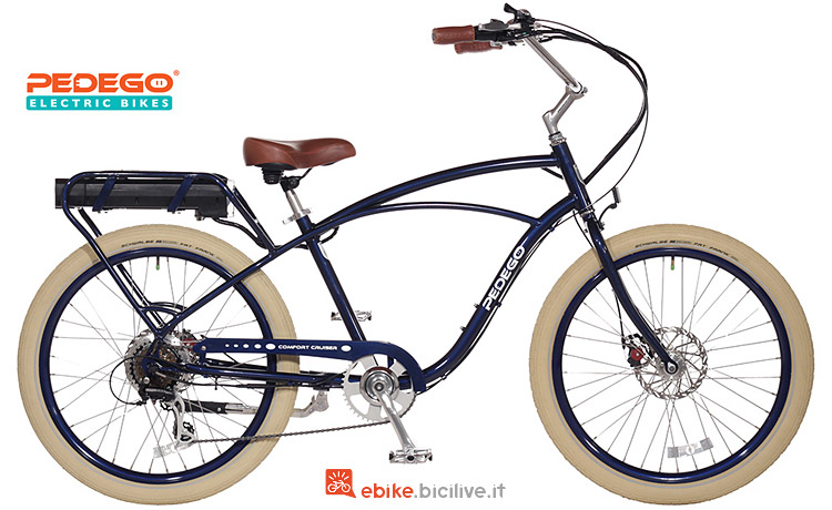 bici elttrica Pedego Comfort Cruiser 2018