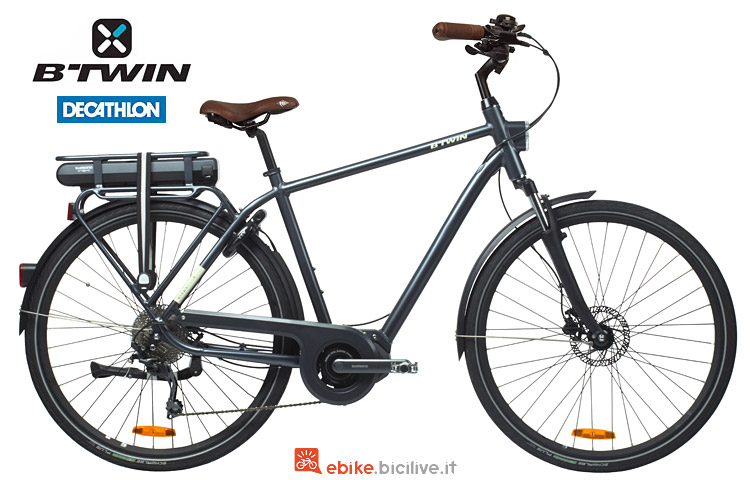ebike top di gamma Decathlon 2018
