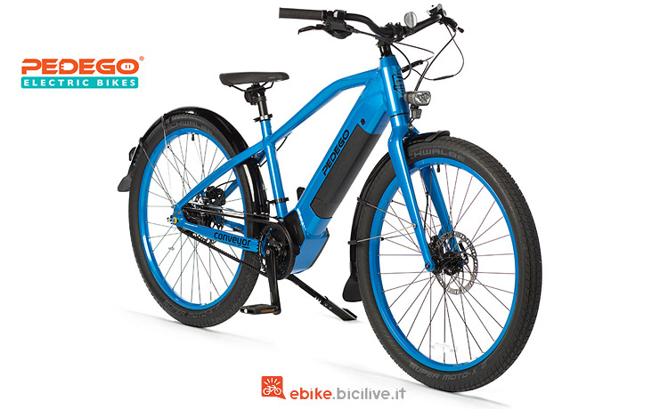 ebike urban Pedego Conveyor 2018