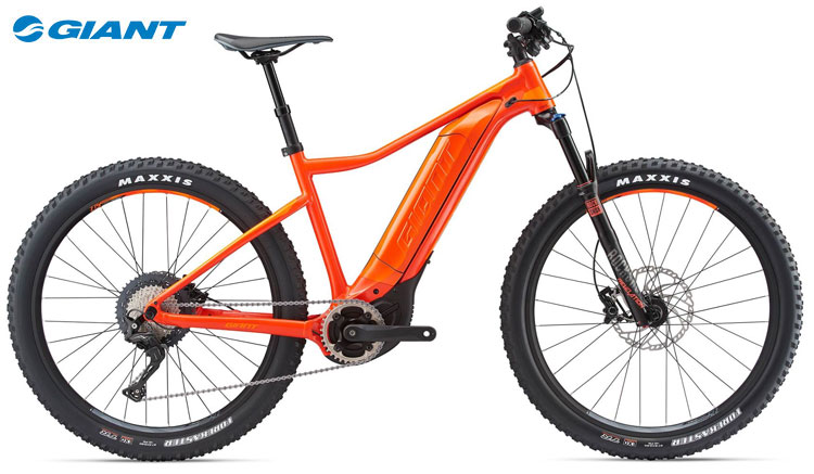Una eMTB hard tail Giant DIRT-E+ 1 PRO 218