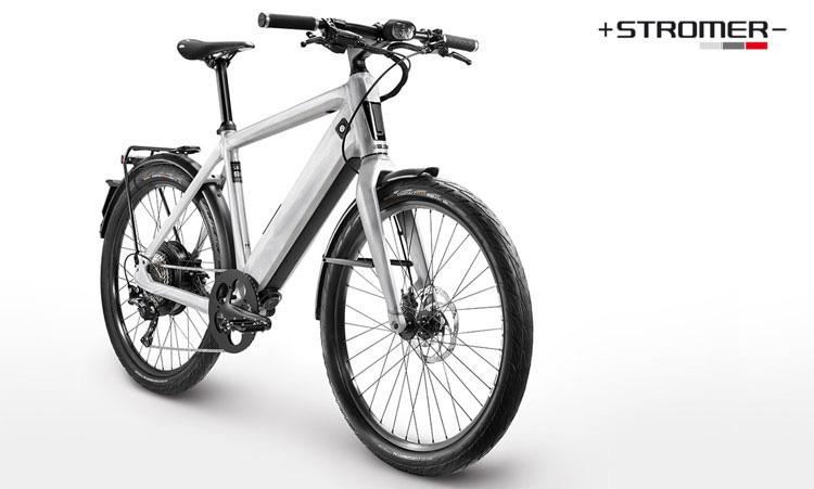 La nuova speed pedelec Stromer LTD ST2 distribuita da Brinke