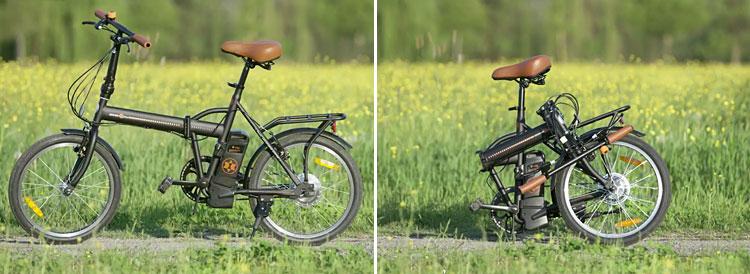 bicicletta elettrica Smarway Unisex F2