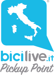 logo dei BiciLive Pick Up Point