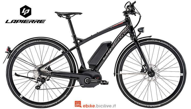 Speed Bike Lapierre Overvolt 45