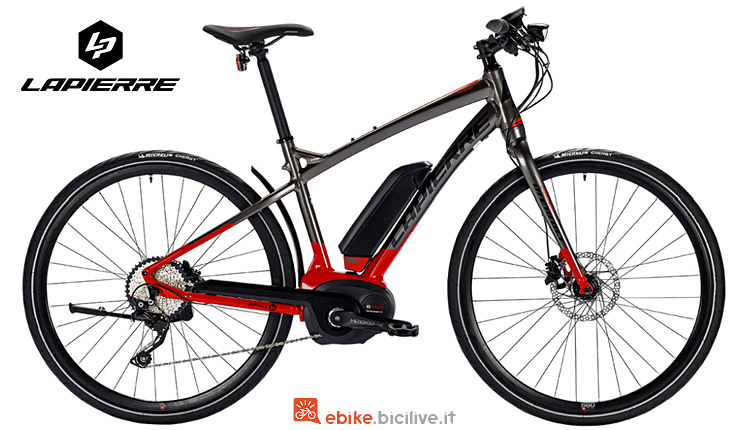 ebike per il commuting Lapierre 2018