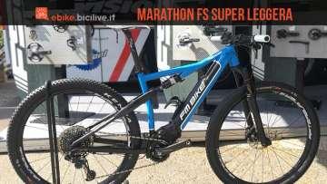 mtb elettrica da marathon FM-Bike Thunder