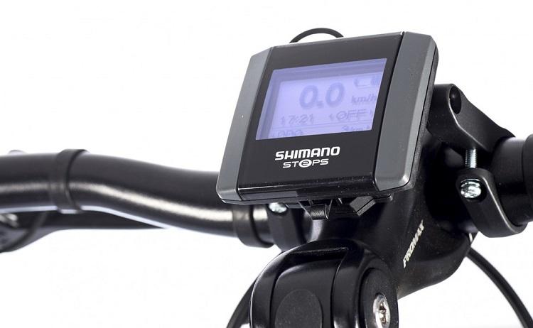 Display Shimano SC-E6000