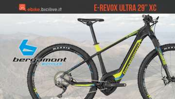 Una eMTB hardtail Bergamont E-Revox Ultra