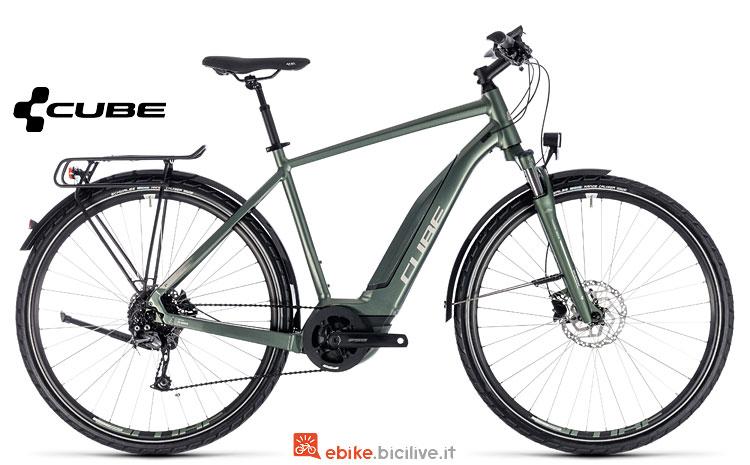 ebike per il cicloturismo Cube Touring