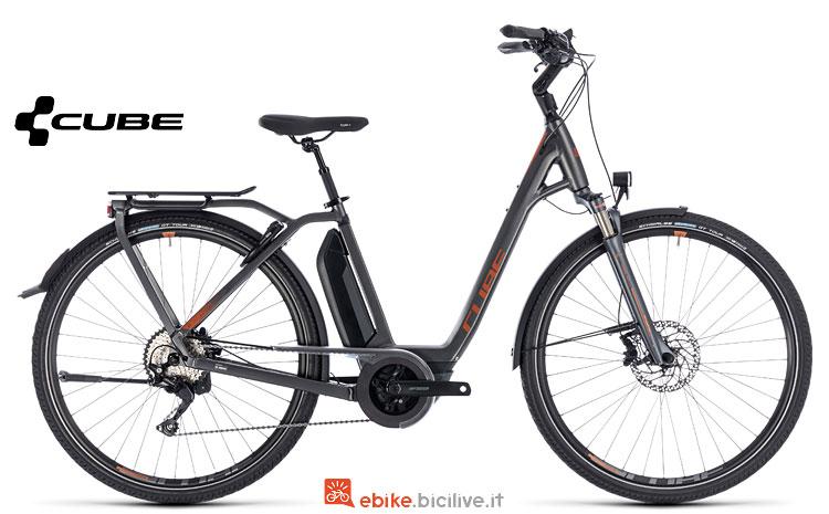 ebike Cube Town Hybrid Sport Pro