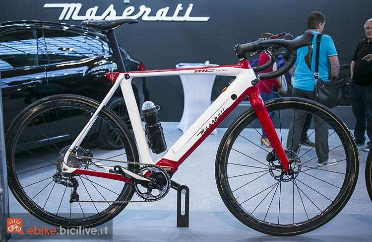 ebike Maserati MC Trofeo 2019