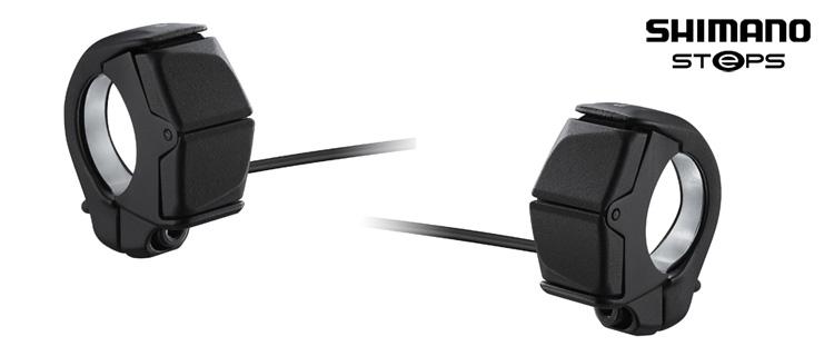 I due controlli Shimano STEPS E7000