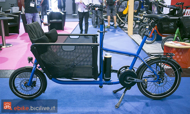 Cargo bike E-Muli 2019