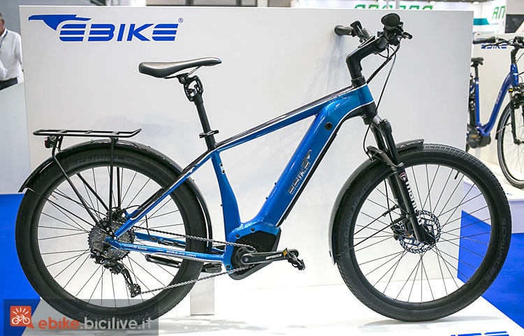 Ebike das Original Commuter 2019