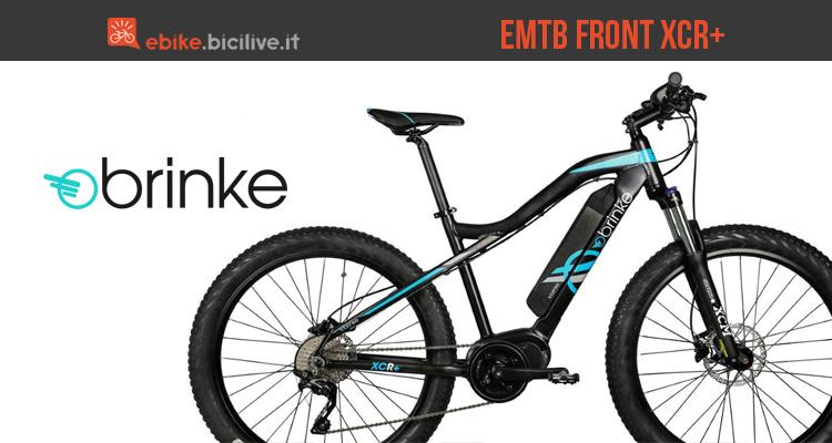 eMTB front Brinke XCR+ 2018