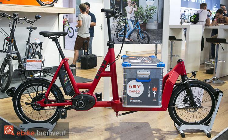 bici cargo elettriche 2019 pedalata assistita da trasporto. Black Bedroom Furniture Sets. Home Design Ideas