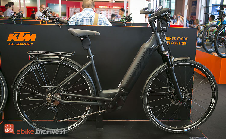 ebike KTM Macina City ABS 11 2019