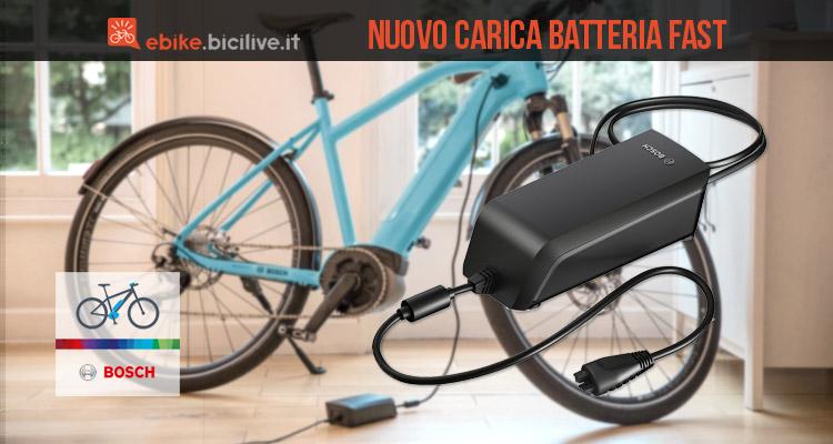 foto del nuovo carica batteria veloce Bosch