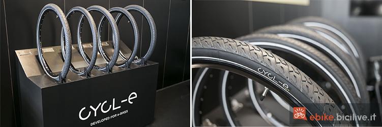 linea di pneumatici Pirelli per bici elettriche