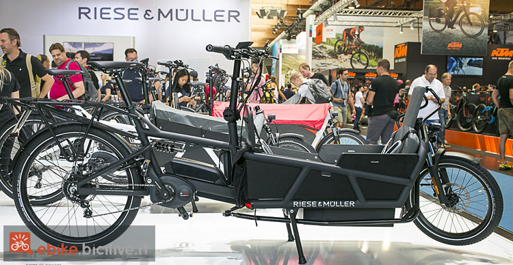 Riese & Müller Load Nuvinci 2019