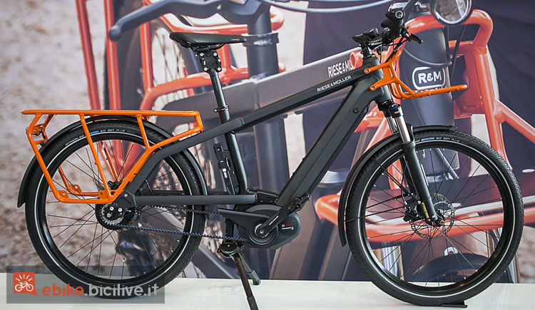 Riese & Müller Multicharger Vario 2019