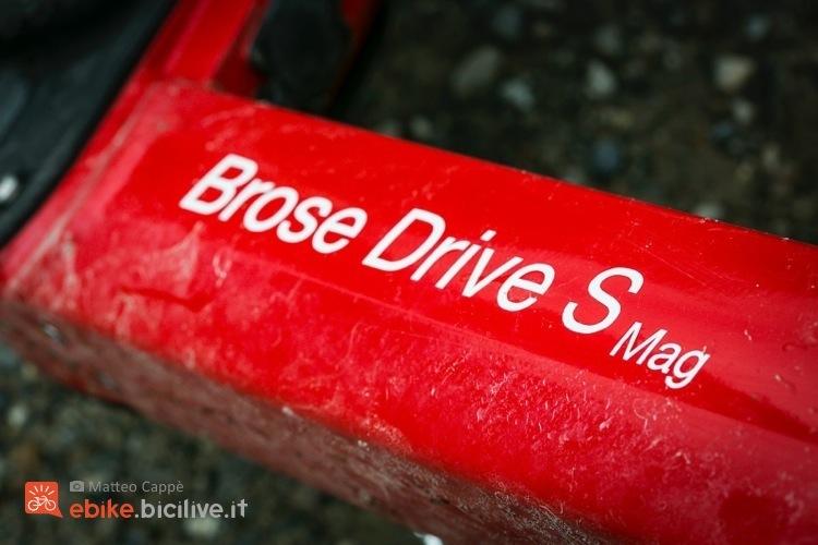 foto del motore Brose s mag