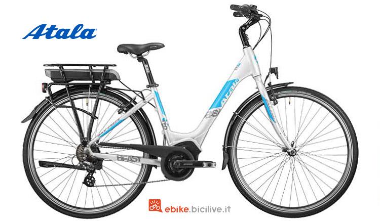 bicicletta elettrica economica Atala 2019