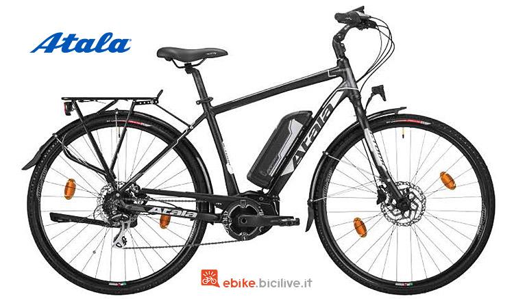 bici a pedalata assistita Atala B-Tour 2019
